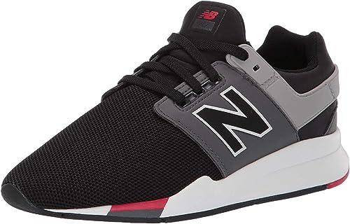 inventar Soleado locutor  New Balance - GS247 - Negro, 40: Amazon.de: Schuhe & Handtaschen