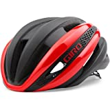 GIRO(ジロ) サイクルヘルメット SYNTHE BRIGHT RED/MATTE BLACK L 7066299