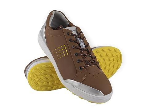 Zerimar Zapatos de Golf Hombre | Zapatos Hombre Deportivos | Zapatos Hombre Golf | Zapatillas Deporte Hombres | Zapatillas de Golf Hombre | Zapato ...