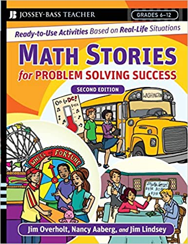 Descargar Math Stories For Problem Solving Success: Ready-to-use Activities Based On Real-life Situations, Grades 6-12 PDF Gratis