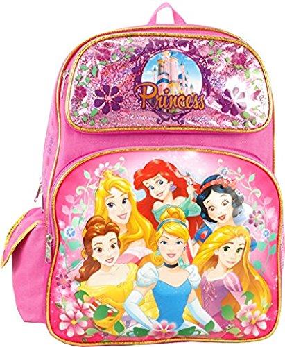 (Princess Cinderella Belle Aurora Rapunzel 16