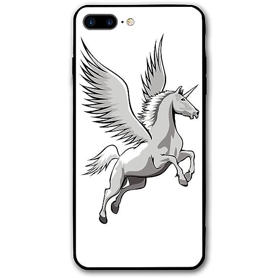 Amazon Com Iphone 8 Plus Case Cute Horse Cell Phone Case Slim Fit