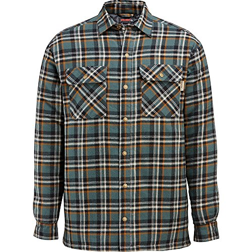 Quilt Lined Flannel Shirt - 4
