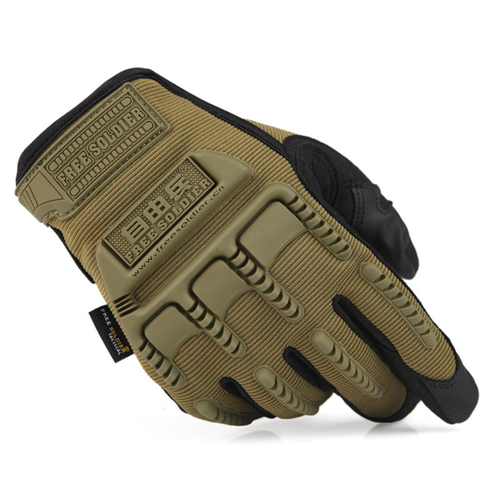Hhsgcggy Outdoor Reiten Handschuhe Bergsteigen Racing Handschuhe Tragen Sie Anti-Rutsch-Wind Touchscreen-Handschuhe