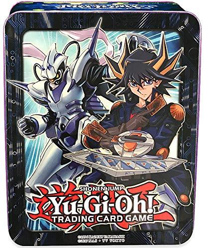 Yu-Gi-Oh! Trading Cards- Shonen Jump 2018 Mega Tin B- Yusei ()