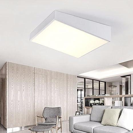 LED Luces de techo Bisel Cuadrado Lámpara de techo para Casa ...
