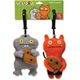 Gund Uglydoll Babo and Wage Best Friends Plush