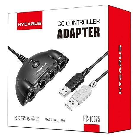 Amazon.com: HYCARUS - Adaptador para mando de videojuegos ...