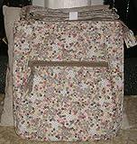 Thirty One Organizing Shoulder Bag Free Spirit Ditsy