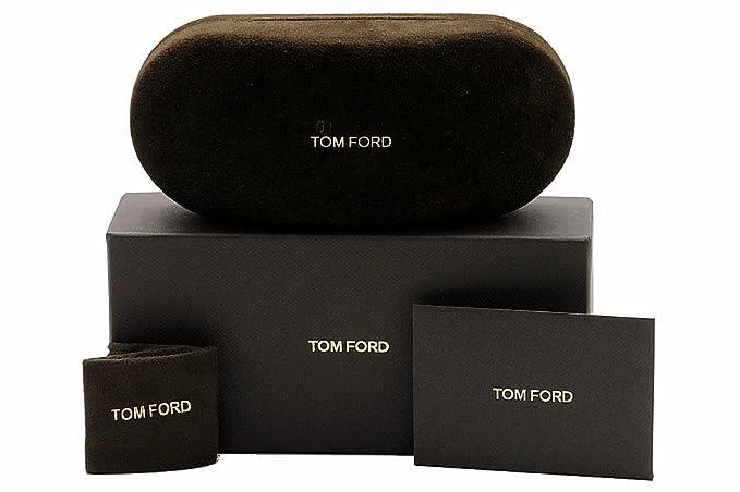 b226b46bdb5ef Amazon.com  TOM FORD SUNGLASSES TF 199 01A BLACK CARTER  Clothing