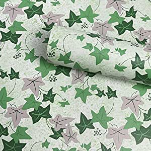 Amazon Com Simplelife4u Ivy Leaf Contact Paper Self