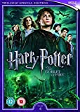 Harry Potter and the Goblet of Fire (2016 Edition)  [Includes Digital Download] [DVD]