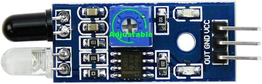 AZDelivery Capteur dhumidit/é du sol compatible avec Arduino incluant un ebook !