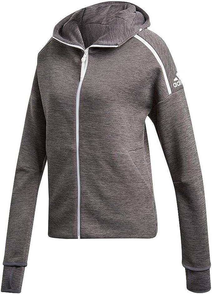 adidas white hoodie, adidas Z.N.E. Travel Hoodie Grey