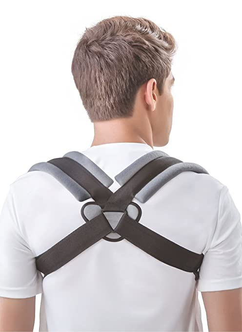 Buy Dyna Clavicle Correction Belt with ! Clavicle Brace for Collar ...