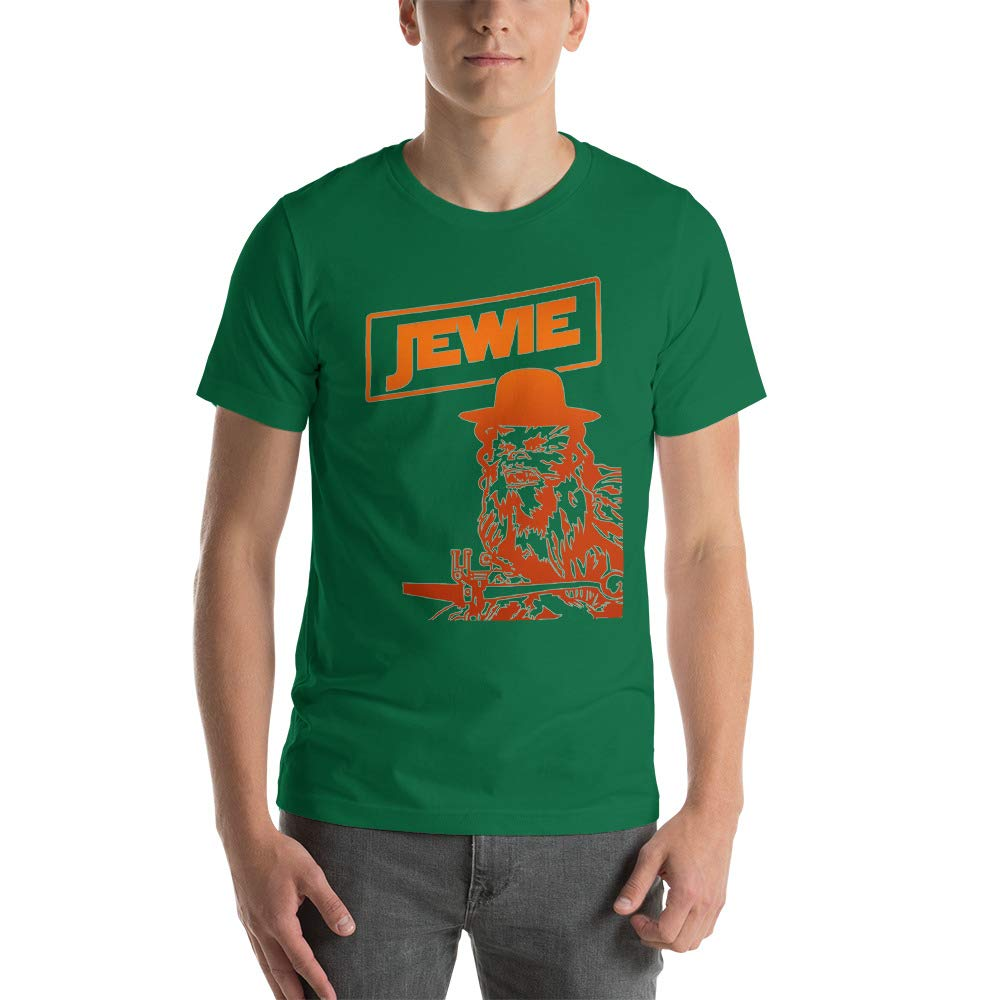 Spicy Cold Apparel Jewie Mens Ultra 100/% Cotton Short Sleeve T-Shirt 3001
