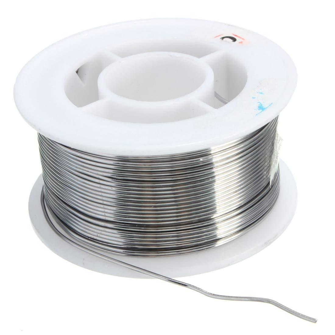 fil fil 0,8 mm soudures /étain plomb /à flux base 2/% de colophane et bricolage pour solderding bobines /électriques tubes g