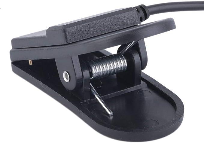 Heaviesk Câble de Serrage pour Chargeur USB en Plastique