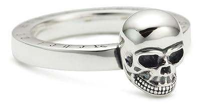df7373823b4c Thomas Sabo Women Ring Skull 925 Sterling Silver