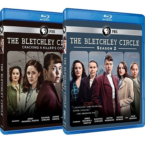 The Bletchley Circle: Complete Seasons 1 & 2 Blu-ray Set