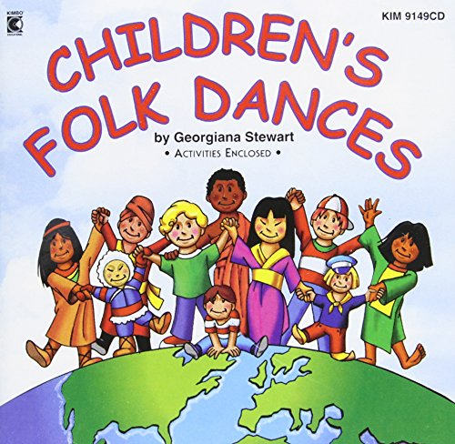 Children's Folk Dances (Educational Cds Kimbo)
