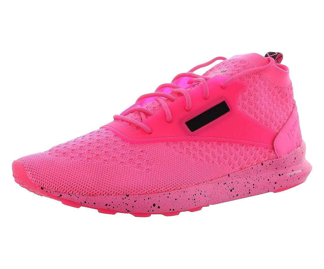 [リーボック] スニーカー ZOKU RUNNER HM B0747VDXSY Solar Pink/Black/White 10 D(M) US 10 D(M) US|Solar Pink/Black/White, ミフネ 84068293
