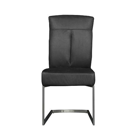 Amazon.com: RMG fina Imports Leonis lado silla, Acero ...