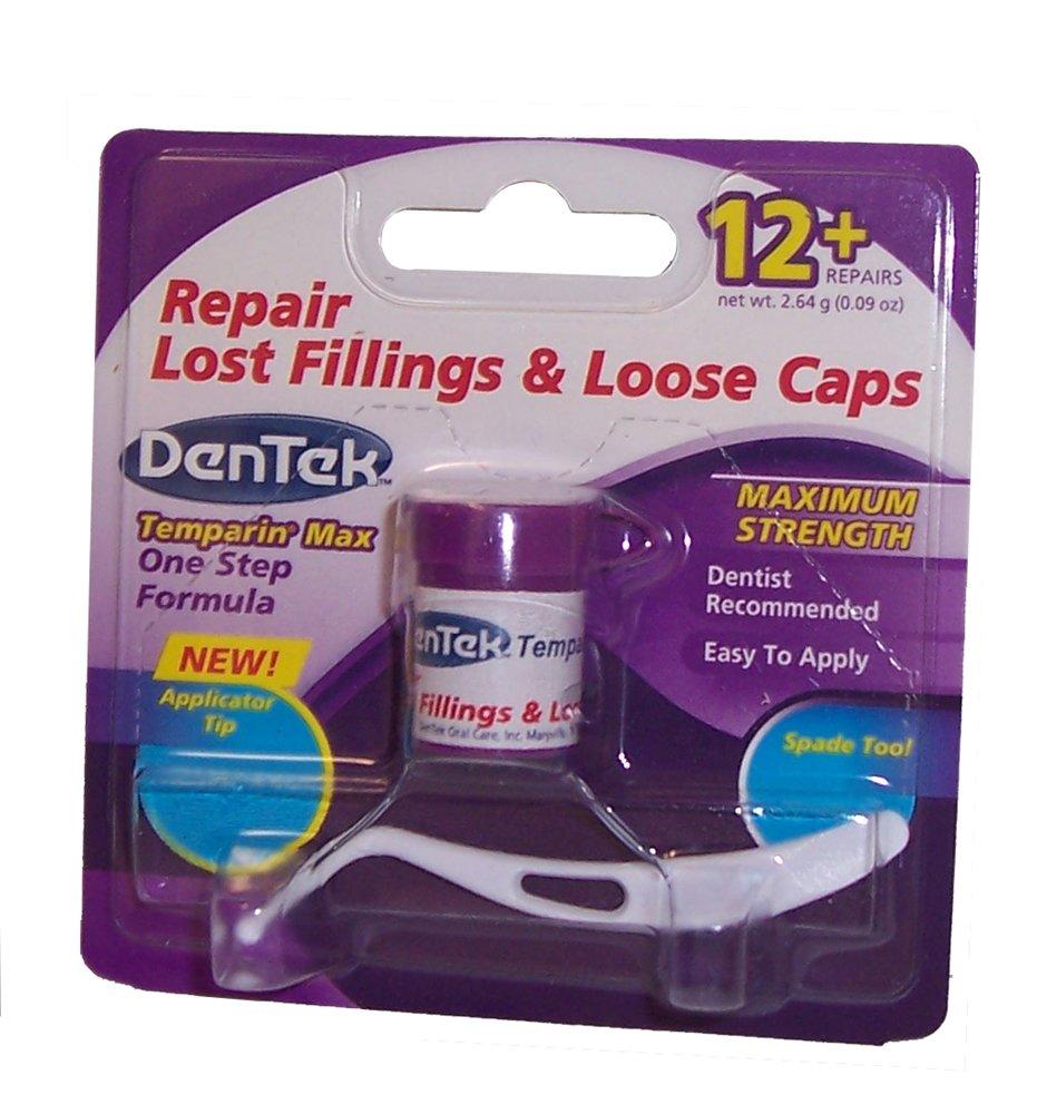 DenTek Temporary Filling Material. by DenTek Oral Care