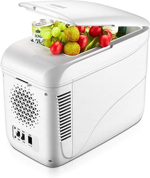djp Refrigerador del Automóvil Mini Refrigerador Pequeño ...