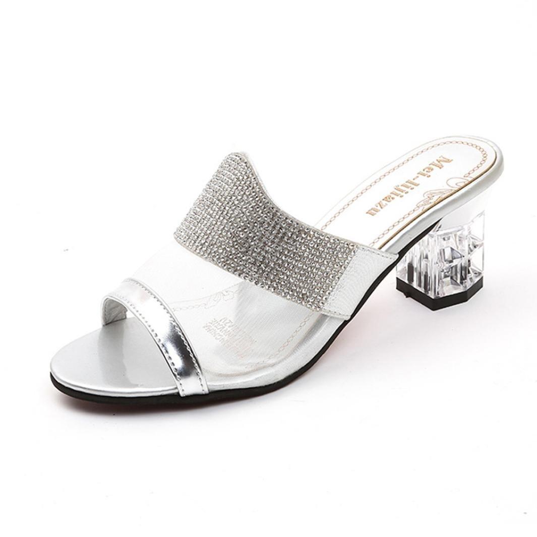 44d8a15bdf6e7 lolittas femmes talon crystal diaFemmete sandales chaussures glitter bling  lac e, e, ...