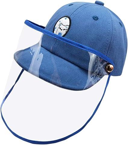 N// A B/éb/é p/êcheur Chapeau Mignon Anti-crachats Protection Visage Couverture Chapeau Chapeau de Soleil