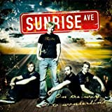 Sunrise Avenue - Make it go away
