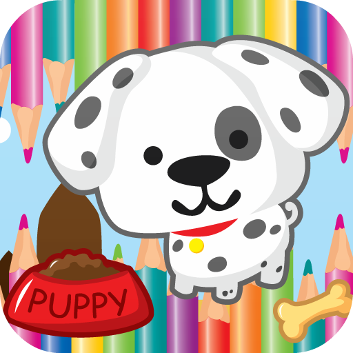 Amazon Dogs Coloring Book Appstore For Android