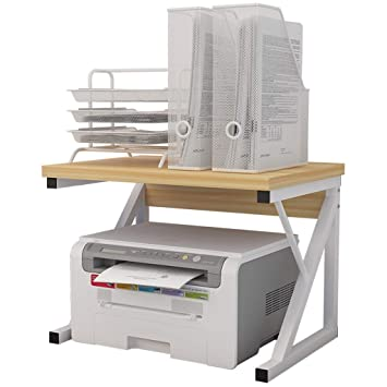 Qifengshop Oficina en casa Soporte de Impresora de múltiples ...