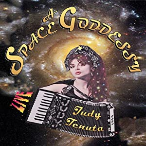 A Space Goddessy Performance