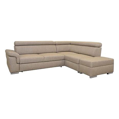 Queen Sleeper Chaise Sofa