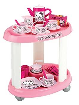 ecoiffier 1604 imitation desserte hello kitty