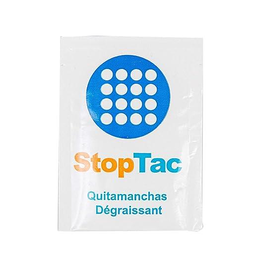 García de Pou 110.79 Toallitas Quitamanchas, 6 x 8 cm: Amazon.es ...