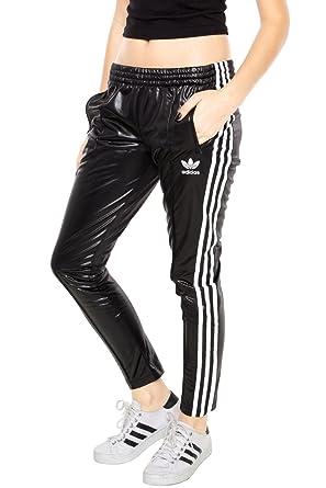 6cb811ced4 adidas Originals Womens Womens SST Track Pants in Black - 8: adidas ...