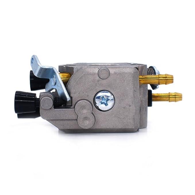 Amazon.com: fitbest carburador con Tune Up Kit de servicio ...