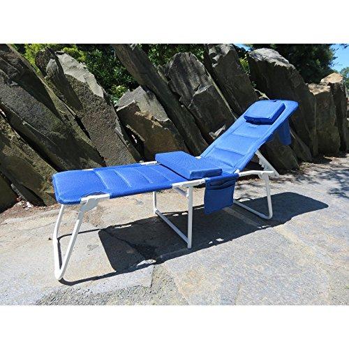 Ergo lounger cloud oh deluxe beach lounger green ankles gardening supplies equipment - Ergonomic lounger ...