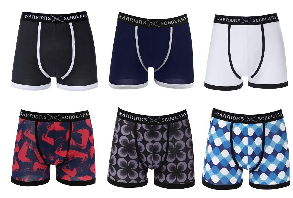 Pattern with Cucumbers Mens No Ride Up Boxer Briefs Stretch Trunks Underpants