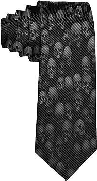 cravate tête de mort 6