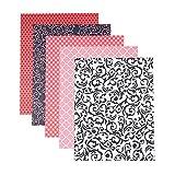 Darice 30020601 Ooh La Prints Patterned Cardstock