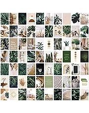 bzuitur 50 stuksFoto poster muur collage, muur collage kit voor kamer decoratie, mooie slaapkamer decoratie