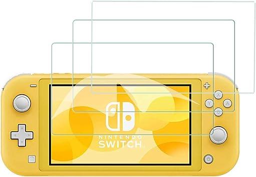 Diman - Protector de Pantalla para Nintendo Switch Lite (3 ...