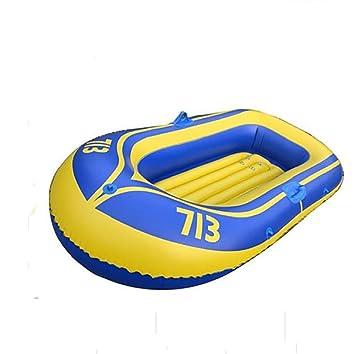 sgtrehyc Barco hinchable hinchable para 2 personas, para kayak ...