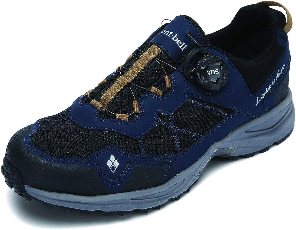 [モンベル] ZENIT トレッキングブーツ 防水 メンズ 登山靴 [並行輸入品] ネイビー 27.5 cm