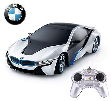 Concept BMW I8 Remote Control Cars For Kids   Playtech Logic PL615 Licensed  1:24