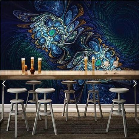 Wemall Deslumbrante flor mesa de café diseño de escritorio murales ...